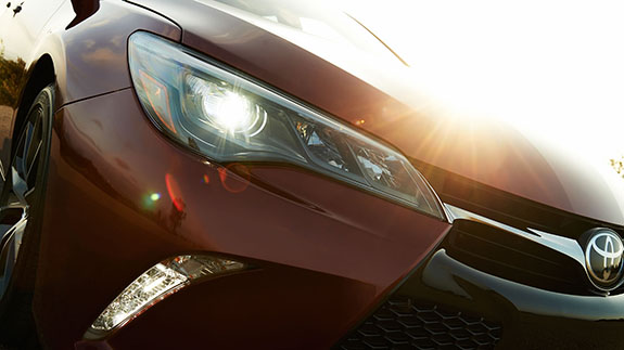 2015 Toyota Camry - Refreshed Style