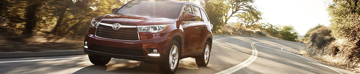 2015 Toyota Highlander - Safety Features