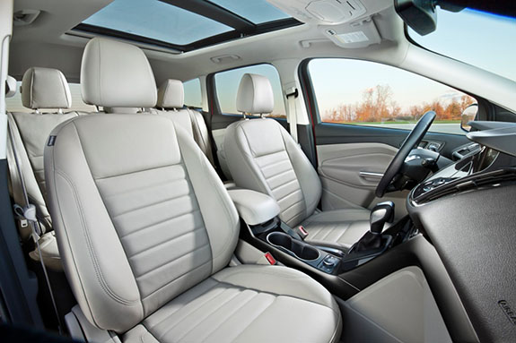 2015 Ford Escape - Interior Cabin