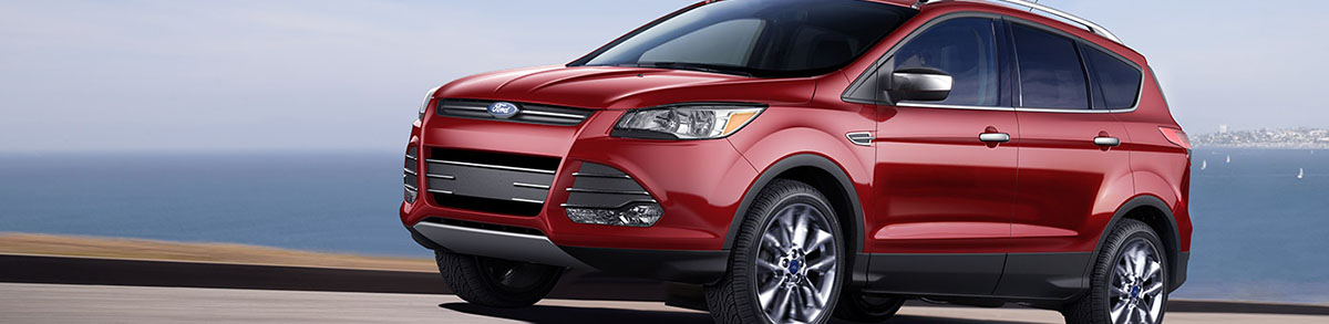 2015 Ford Escape - Buy an SUV Online