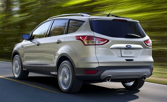 2015 Ford Escape - Performance