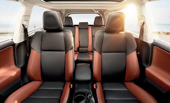 2015 Toyota RAV4 Interior