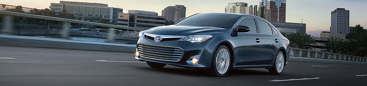 2015 Toyota Avalon - Buy a New Car Online