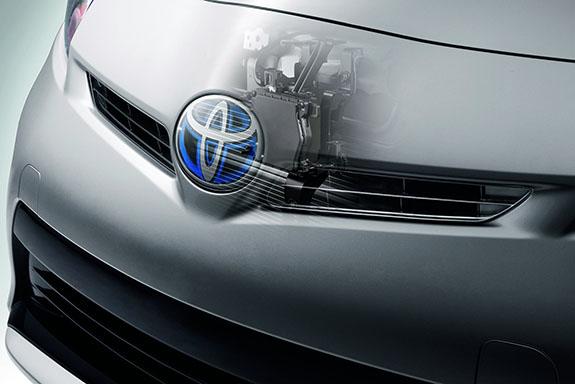 2015 Toyota Prius - Efficiency