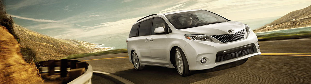 2015 Toyota Sienna - Buy a Minivan Online