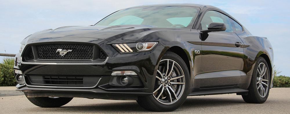 2015 Mustang GT - Black