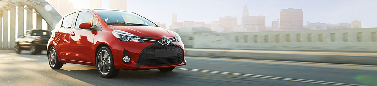 2015 Toyota Yaris - Buy a New Car Online