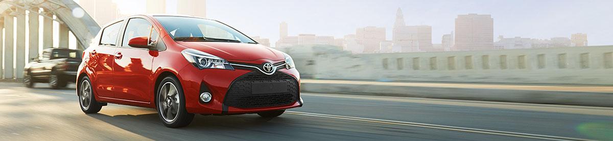 2015 Toyota Yaris - Buy a New Car Online