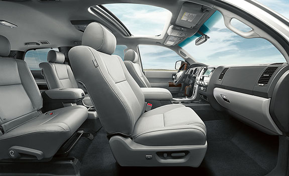 2015 Toyota Sequoia Interior