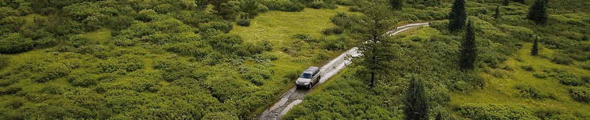 2015 Toyota Land Cruiser - Offroad