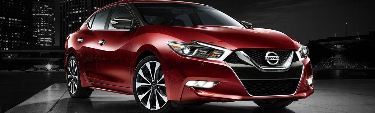 2016 Nissan Maxima - Buy a Car Online