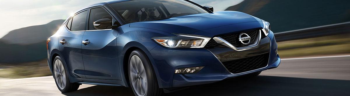 2016 Nissan Maxima - Blue