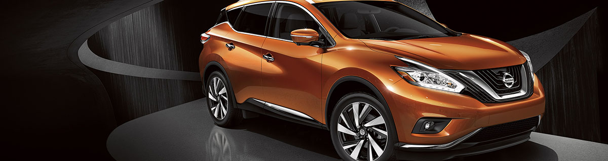2015 Nissan Murano - Buy an SUV Online