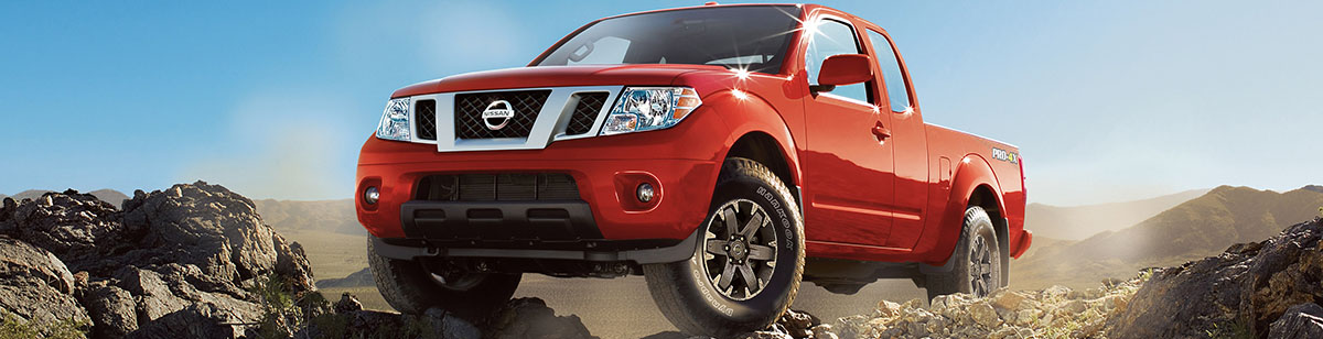 2015 Nissan Frontier - Buy a Pick-Up Truck Online