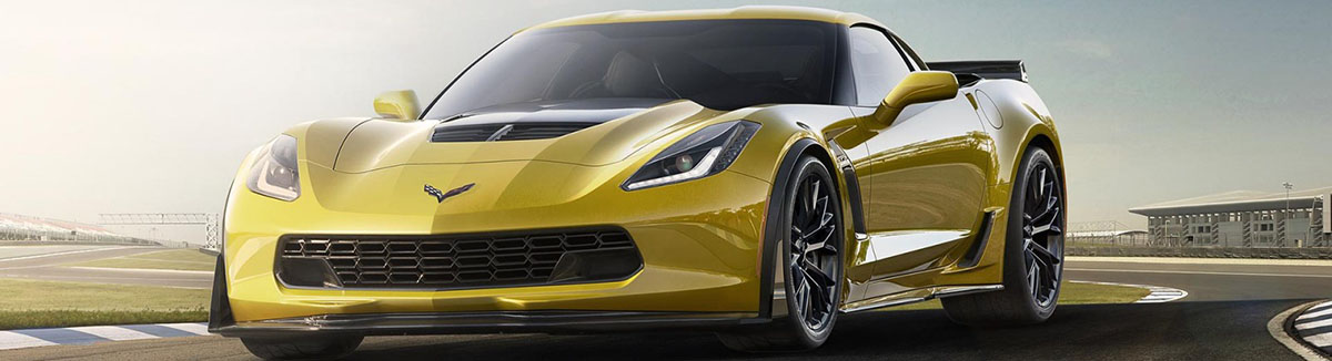 2015 Chevrolet Corvette Z06 - Buy a Supercar Online