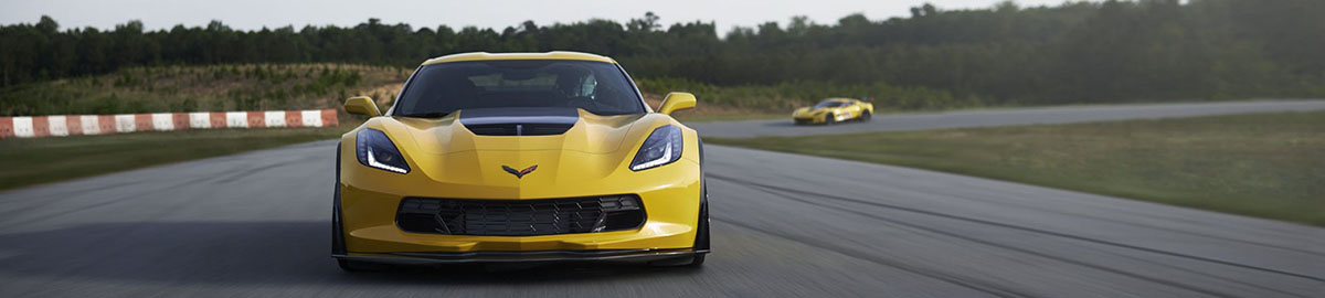 2015 Chevrolet Corvette Z06 - Track Car
