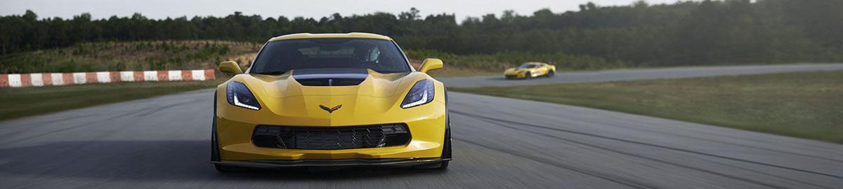 2015 Chevrolet Corvette Z06 - Track Car