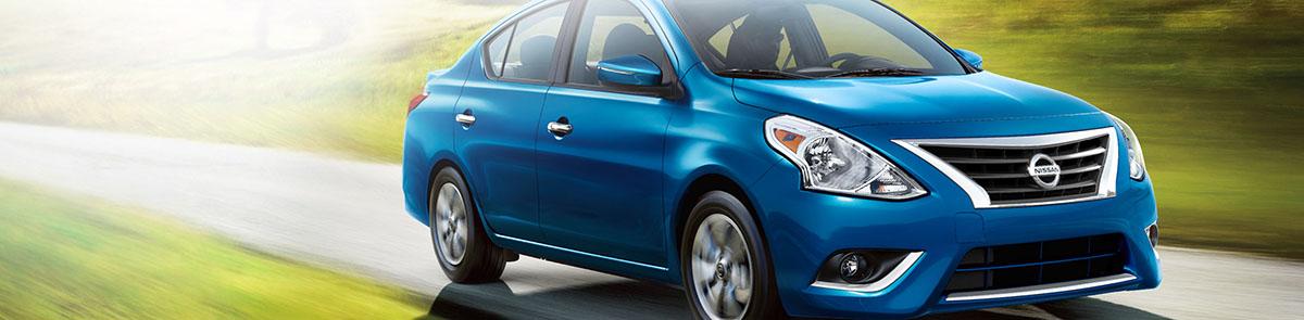 2015 Nissan Versa - Buy a New Car Online