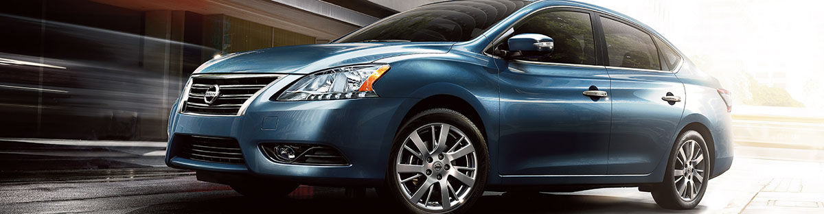2015 Nissan Sentra - Buy a New Car Online