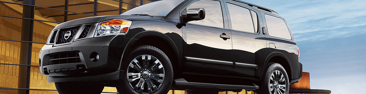 2015 Nissan Armada - Buy a Car Online