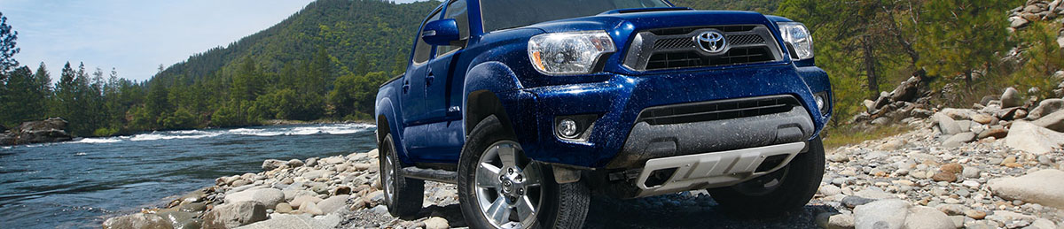 2015 Toyota Tacoma - Buy a Pickup Truck Online
