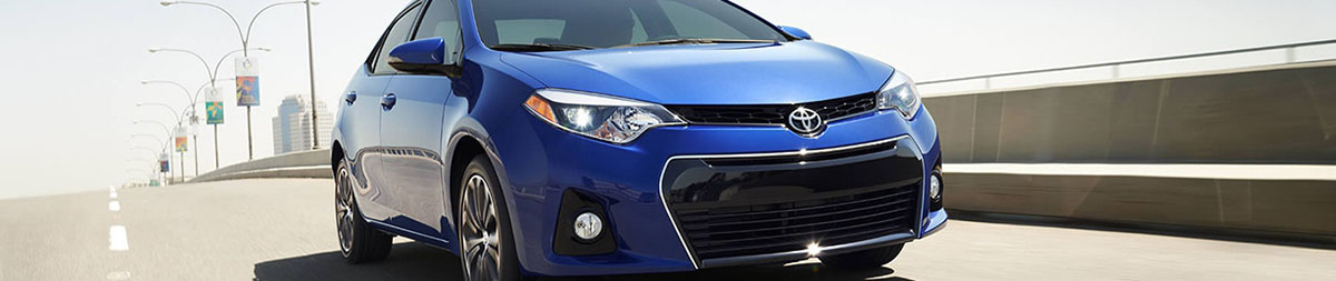 2015 Toyota Corolla - Buy a New Car Online