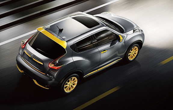 2015 Nissan Juke - Color Studio