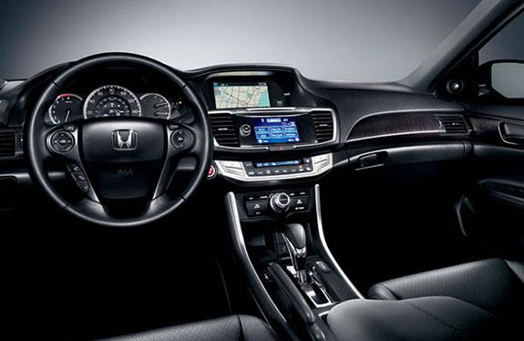 2015 Honda Accord Interior