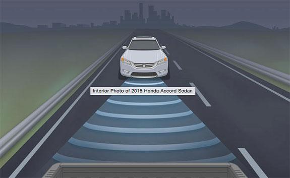 2015 Honda Accord Safety