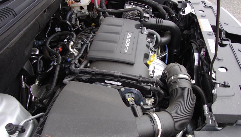 2016 Cruze Engine