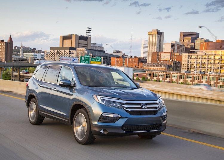 2016 Honda Pilot   Fuel Economy