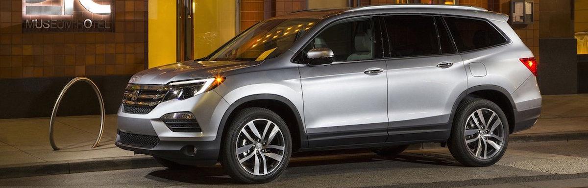 2016 Honda Pilot - Buy an SUV Online