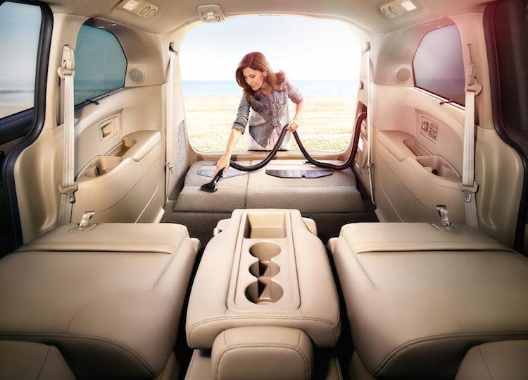 2015 Honda Odyssey - HondaVAC