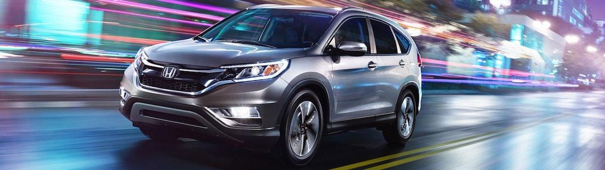 2015 Honda CR-V - Buy a New SUV Online