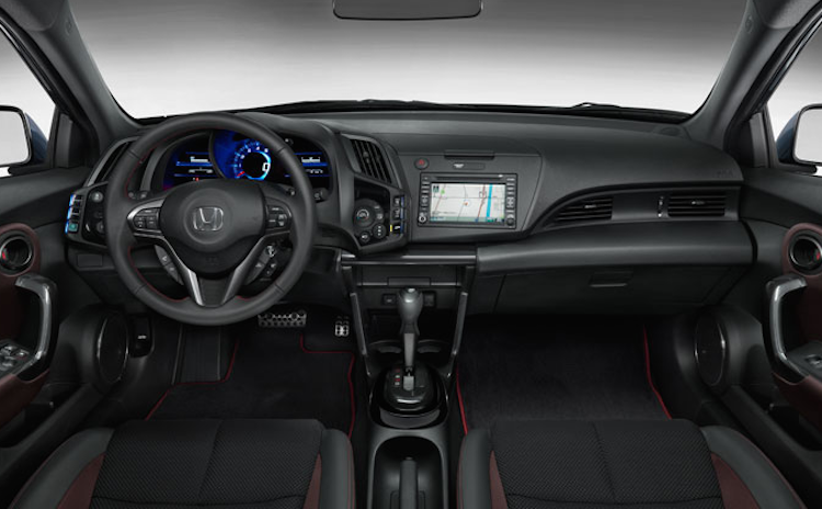 2015 Honda CR-Z Interior