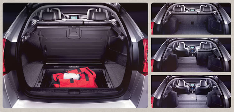 2015 Honda Crosstour - Utility Box