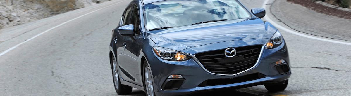 2015 Mazda 3 - Blue