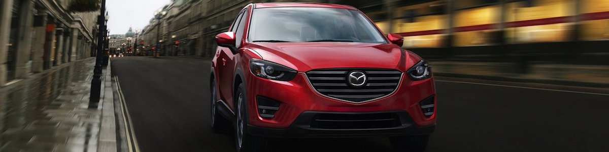 2016 Mazda CX-5 - Buy a New SUV Online