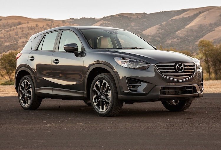 2016 Mazda CX-5 Trims