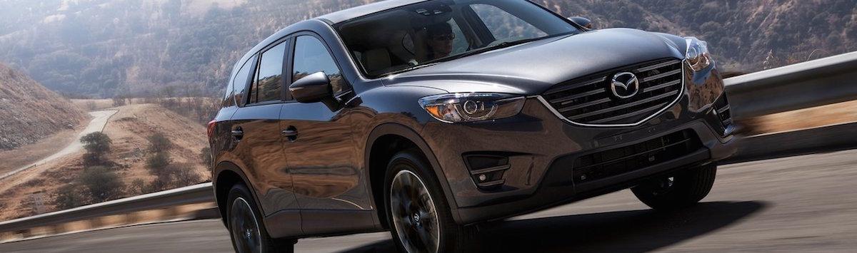 2016 Mazda CX-5 Design