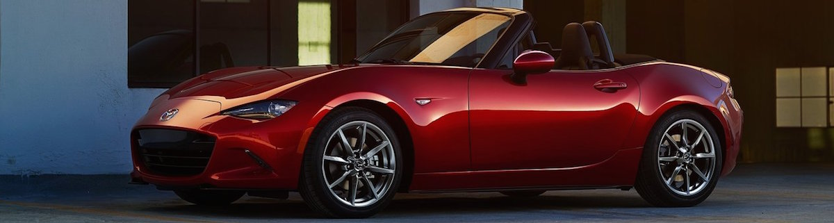 2016 Mazda Miata MX 5