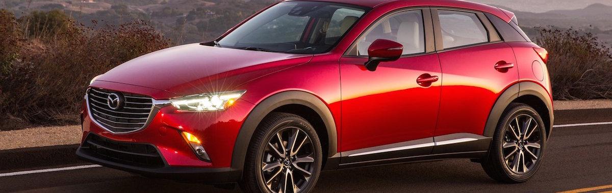 2016 Mazda CX-3 - Buy a Crossover SUV Online