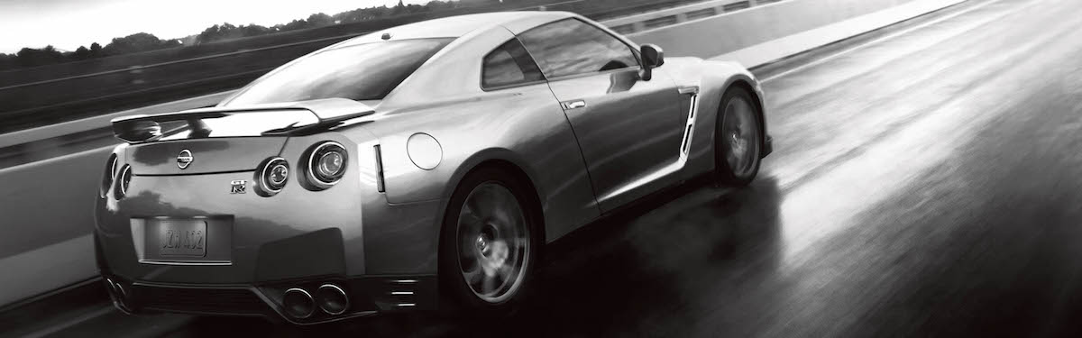 2016 Nissan GT-R Silver