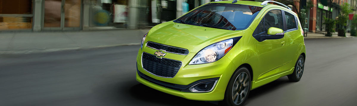 2015 Chevy Spark - Hatchback