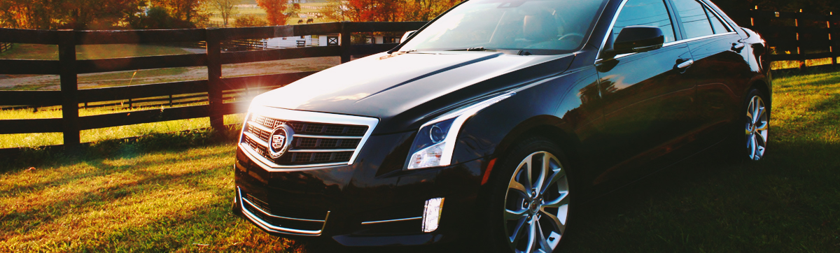2015 Cadillac ATS - Buy a Luxury Car Online