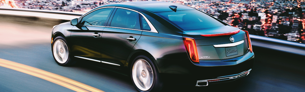 2015 Cadillac XTS Safety