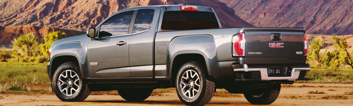 2015 GMC Canyon - Buy a New Truck Online