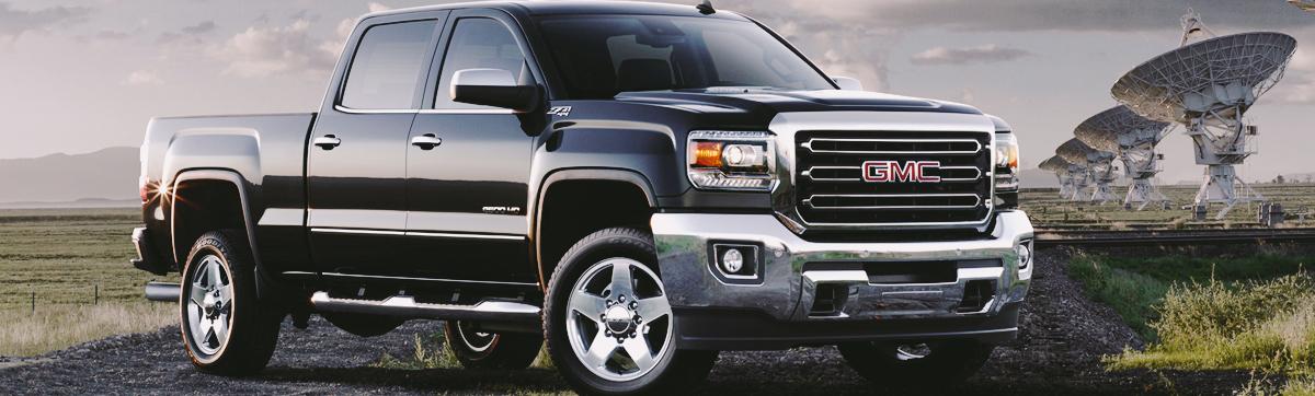 2015 GMC Sierra - Buy a New Truck Online