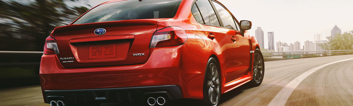 2016 Subaru WRX - Buy a Performance Car Online