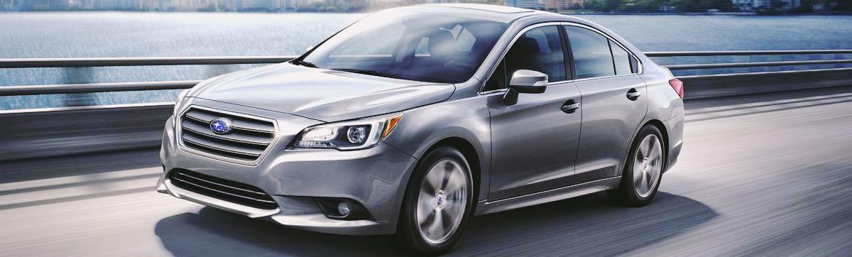 2015 Subaru Legacy - All-Wheel Drive